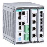 Модульные коммутаторы Industrial Ethernet на DIN-рейку
